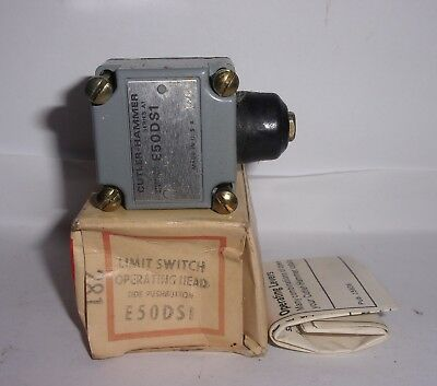 Limit Switch Operating Head Button Eaton NEW E50DT1 Cutler Hammer