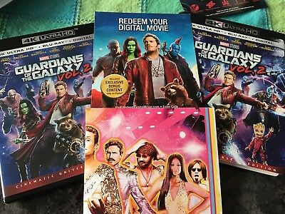 Marvel Guardians Of The Galaxy 2 HD Digital Code ONLY