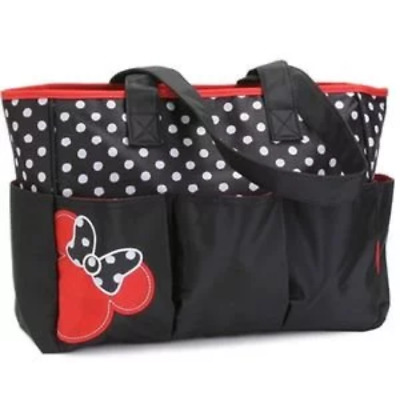 Disney Diaper Bag MINNIE Mouse -FREE Shipping Gift Baby Shower /Birth present