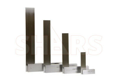 """Out Of Stock 90 Days Hardened 3,6,8,10"""" Machinists Work Shop Squares Set New"""