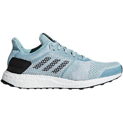 big sale 5a7e4 b3896 ADIDAS ULTRABOOST PARLEY ST Running Shoes Ocean Plastic Womens Trainers  Ladies