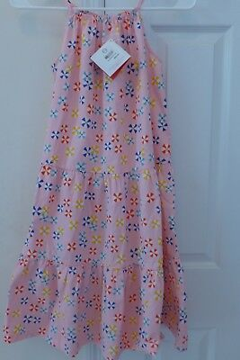 f4478f59e4a HANNA ANDERSSON GIRLS Summer Sun Dress 150 (size 12) Pink NWT ...