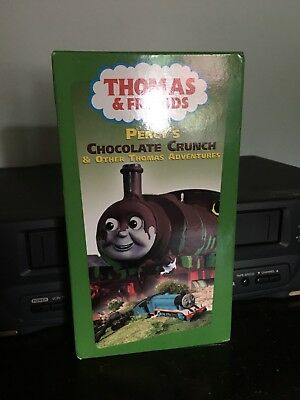 THOMAS & FRIENDS Percy's Chocolate Crunch & Other ...