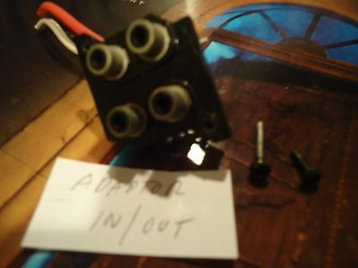 Pioneer SX-850 Stereo Receiver Parting Out Adaptor  RCA Jacks