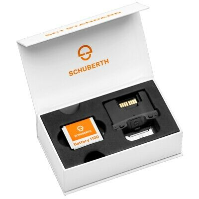 Schuberth SC1 Advanced Motorcycle Bluetooth Communication System - Free Shipping