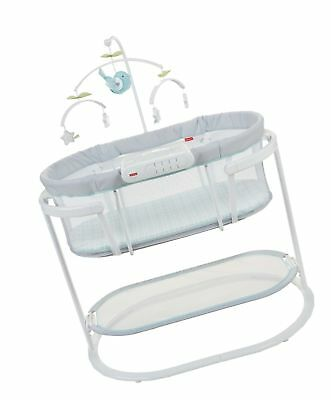 Fisher Price Soothing Motions Bassinet 183 87 Picclick