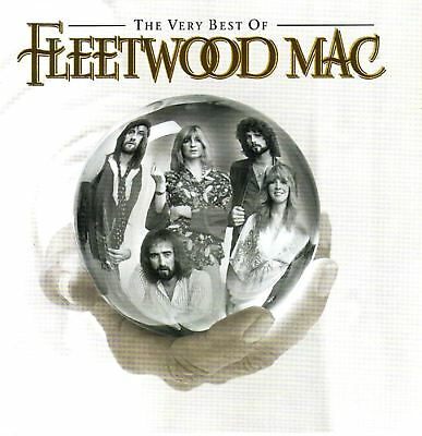 FLEETWOOD MAC the very best of (CD compilation) greatest hits, pop rock