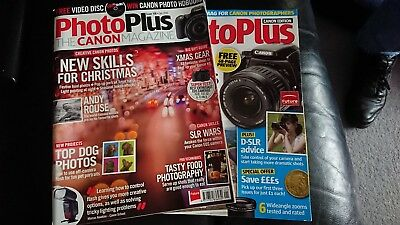 PHOTOPLUS THE CANON Magazine 140 issues