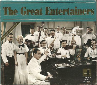 Va-Great Entertainers - Great Entertainers Box set Import CD