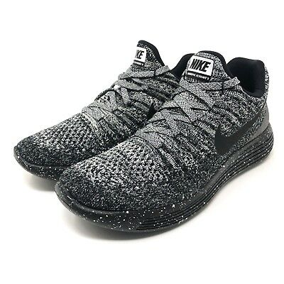 a9e71b010138d NIKE MEN S LUNAREPIC Low Flyknit 2 Oreo size 8 Running shoes 863779 041 -   30.00