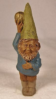 "JINGLE ""E""-R 1986~Tom Clark Gnome~Cairn Studio #1124~Ed #75~Story is Included"
