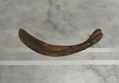 Antique Toraja spoon SULAWESI, Indonesia, excellent patina