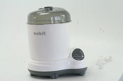 Wabi Baby WA-8811N Electric Steam Sterilizer Dryer Chamber style easy loading