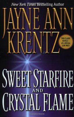 Sweet Starfire and Crystal Flame by Krentz, Jayne Ann Book The Cheap Fast Free
