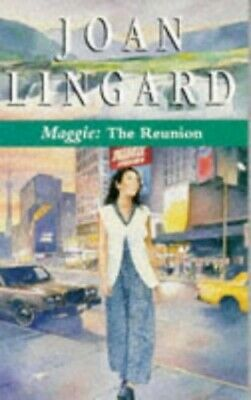 The Reunion (Maggie) by Lingard, Joan Paperback Book The Cheap Fast Free Post