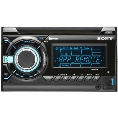 Sony Wx-Gt90Bt Double Din Cd / Mp3 / Bluetooth Handsfree Car Stereo Receiver