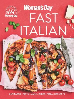 Woman's Day Fast Italian 400 Pages Cookbook New