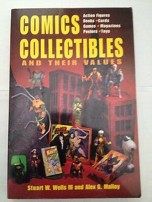 comics collectibles price guide 1996 stuart w. wells lll and alex g. malloy