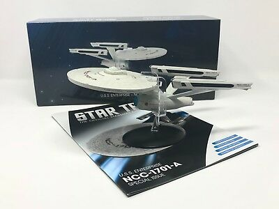 Star Trek - Enterprise - NCC 1701-A - Eaglemoss - 28cm - XXL - NEU & OVP