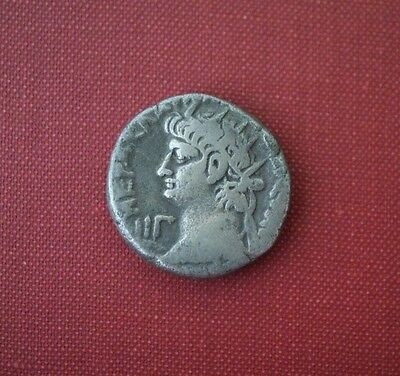 Roman Coin Nero Tetradrachm of Alexanandria in Egypt - Excellent Coin