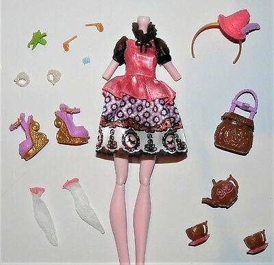 Ever After High - Cedar Wood - Hat-Tastic Party - Outfit - Clothes - Fashion