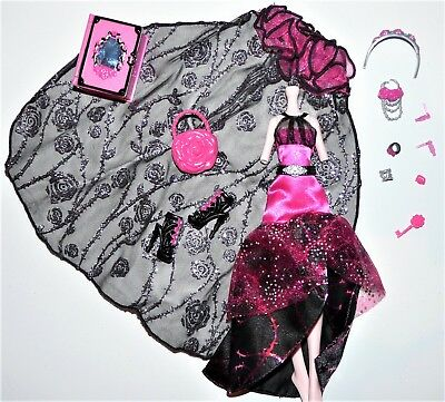 Ever After High - Briar Beauty - Legacy Day - Outfit - Clothes - Fashion