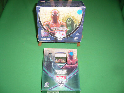 Lot de MARVEL KNIGHTS Web of Spiderman soit 96 cartes VF + Cartes Spider-Man