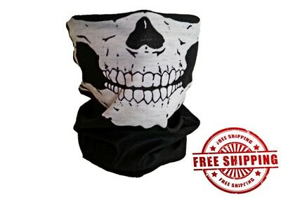 Harley Davidson Face Bandana Motorcycle Riding Mask Cycling Fishing Mouth Cover