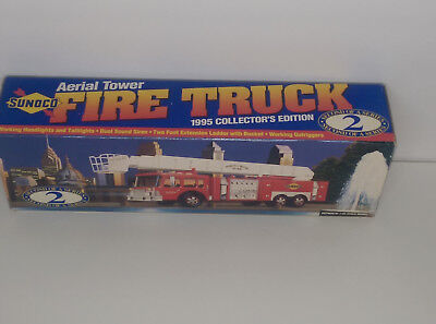 1995 Sunoco  Special Edition Fire Truck.  Numbered on The truck