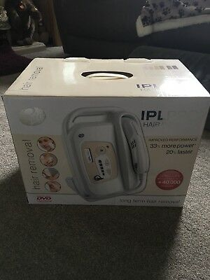 NEW Rio IPL Laser Permanent Hair Reduction/Removal System - Unused Only Tested