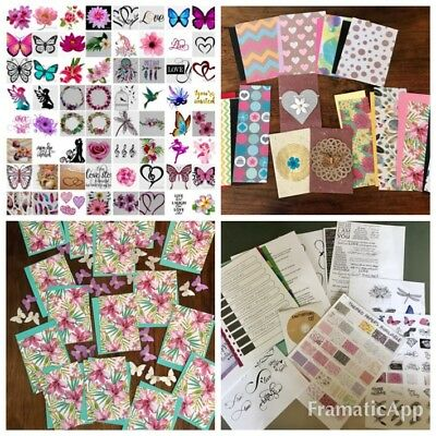 Work From Home Making and Selling Invitations
