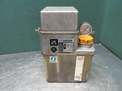 Showa Type LCB 4 011C Automatic Oil Lube Lubrication Pump System Oiler CNC