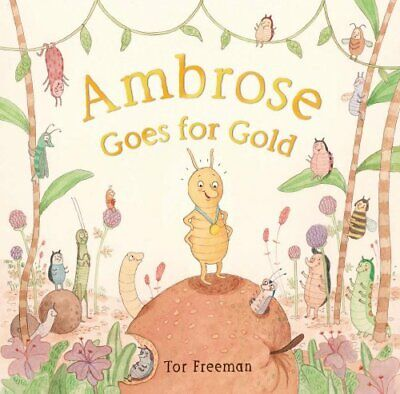 Ambrose Goes For Gold by Freeman, Tor Paperback Book The Cheap Fast Free Post