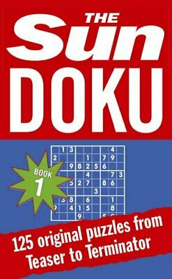 The Sun Doku (Sudoku) by Sun, The Paperback Book The Cheap Fast Free Post