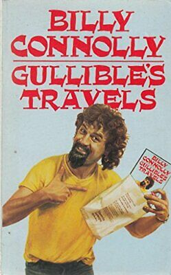 Gullible's Travels by Connolly, Billy Paperback Book The Cheap Fast Free Post