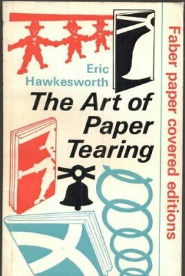Art of Paper Tearing by Hawkesworth, Eric Paperback Book The Cheap Fast Free
