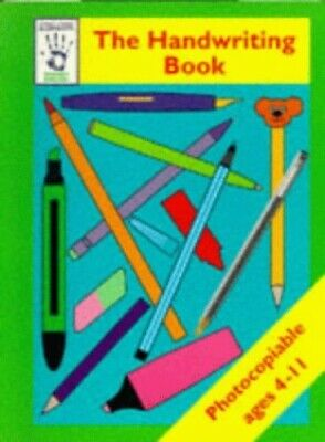 The Handwriting Book: Photocopiable (Blueprints) by Hadley, Helen F. Paperback