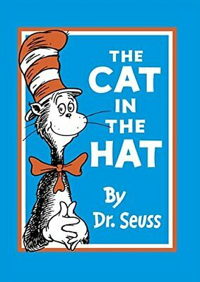 The Cat in the Hat (Dr Seuss) by Seuss, Dr. Hardback Book The Cheap Fast Free