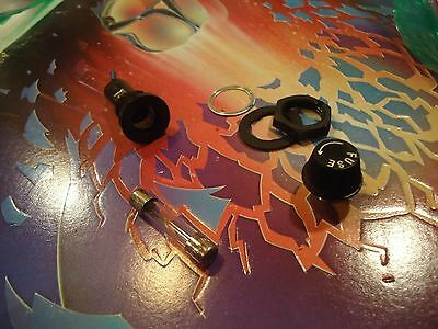 Marantz 2240B Stereo Receiver Parting out Fuse Assembly Complete