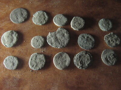 Ancient roman coins lot 15