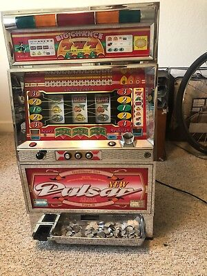 IGT Slot Machine New Pulsar - Type A