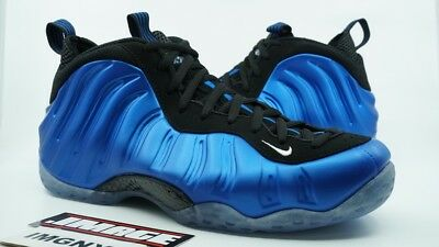 huge selection of 1a3e6 94165 Nike Air Foamposite One Xx Used Size 11 Penny Dark Neon Royal Blue 895320  500