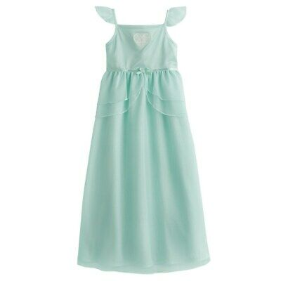 CARTER/'S PRINCESS GIRL/'S MINT GREEN GOWN NIGHTGOWN SLEEPWEAR SIZE 4-5 NWT $38