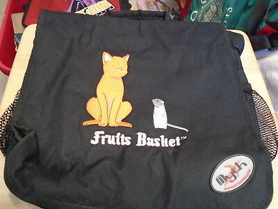 Anime Manga Fruits Basket Messenger Bag Cat Rat Natsuki Takaya Mythwear