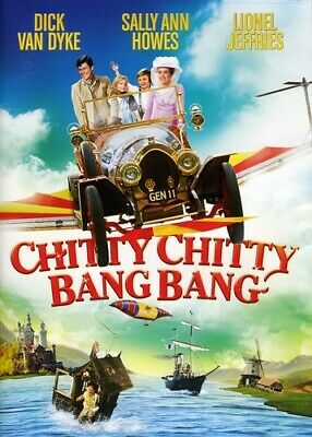 Chitty Chitty Bang Bang [New DVD] Ac-3/Dolby Digital, Dolby, Dubbed, Subtitled