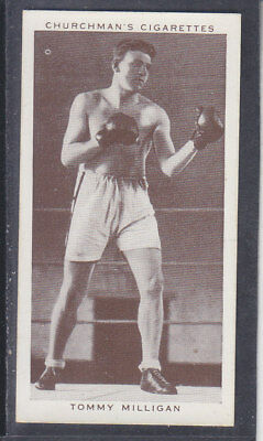 Churchman - Boxing Personalities 1938 - # 29 Tommy Milligan