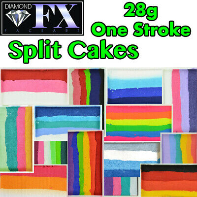 Diamond FX 30g Split / One Stroke Cakes