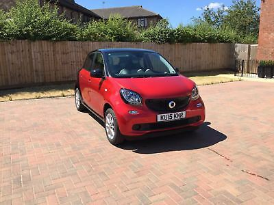 2015 Smart Forfour Passion 71Bhp * Low Miles * £0 Road Tax * 5-Door Family Hatch