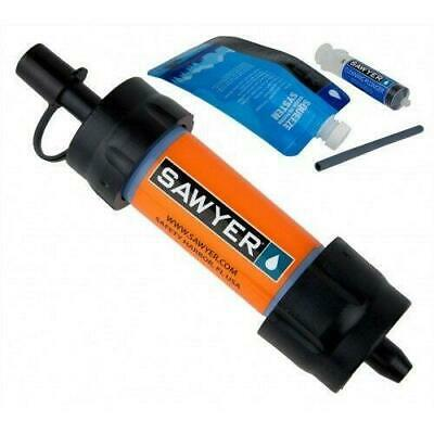 Sawyer Sp103 Mini Water Filtration System Orange