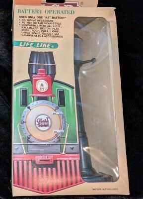 Life Like LGB G-Scale Lighted Street Lamp NOS